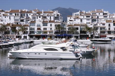 Puerto Banus, Spain 1